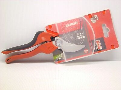 BAHCO EXPERT  ERGO Bypass Secateurs 20mm Cutting Capacity Made In France PG-M2-F