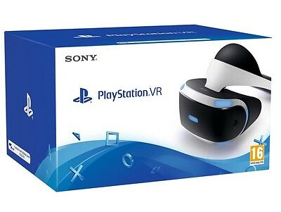 Sony PlayStation VR PS4 5.7 Inch OLED 1080p 120 fps Virtual Reality Headset