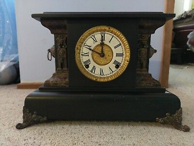 vintage mantle clocks
