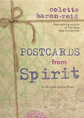 IC: Postcards From Spirit