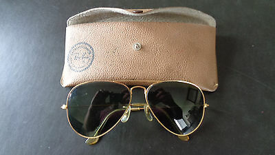 Jimi Hendrix Experience / Mitch Mitchell Personal Items.. Ray Ban Sunglasses