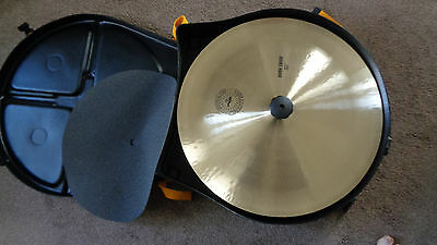 "Jimi Hendrix Experience / Mitch Mitchell Owned / Used Paiste 22"" China Cymbal"