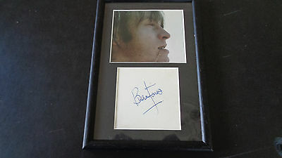 Rolling Stones Brian Jones Autograph /signed... A Great Signature / R Epperson