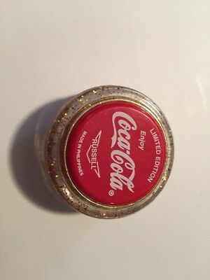 Coca Cola Yoyo Limited Edition Russell Gold Fleck