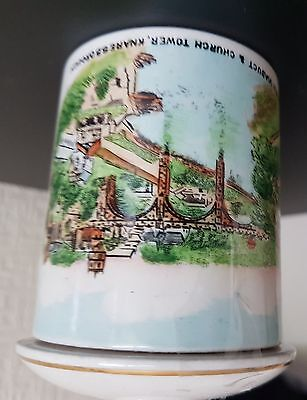 Knaresborough mustard pot
