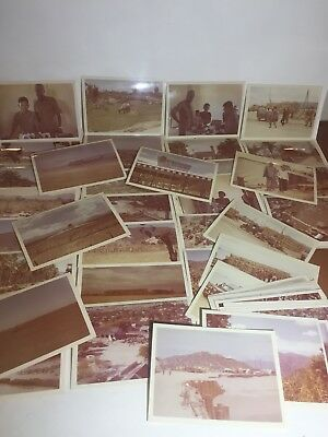 rare US Army USMC Vietnam 48 candid album photos