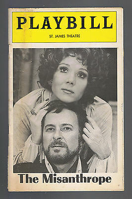 Old Theater Brochure Playbill St. James Theater 13