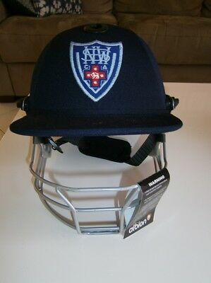 New South Wales Cricket Helmet [Albion]