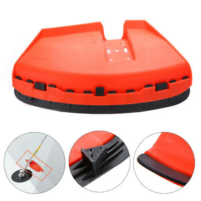 Universal Plastic Brushcutter Guard Shield Various Strimmer Trimmer Brush Cutter