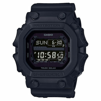 New Casio G-SHOCK 200M Water Resistance Tough Solar Watch GX-56BB-1 - Black