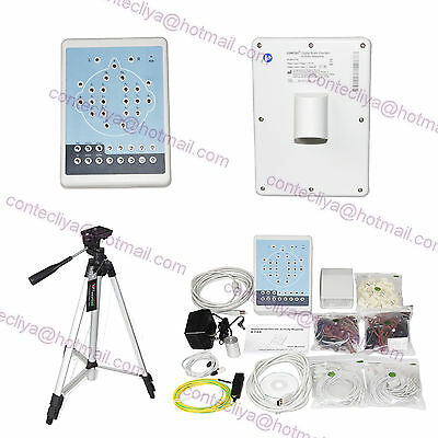 Digital Portable Machine,Mapping System 16-channel EEG CONTEC KT88,PC Software