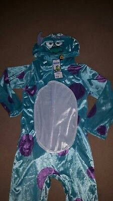 monsters university sully outfit. 7-8yrs