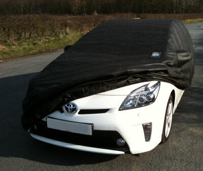 Toyota Prius Fitted Outdoor Car Cover - Waterproof / Breathable / Permit Window