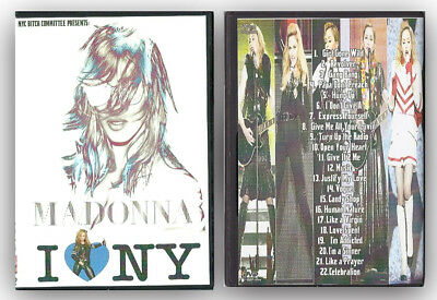 Madonna MDNA World Tour live in NYC 11.12.12 Fan shot DVD