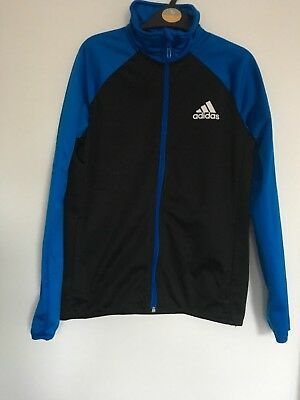 Boys Adidas Tracksuit Top Aged 11/12 Years