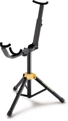 HERCULES DS552B Tuba Euphonium Display Stand Winds and Percussion
