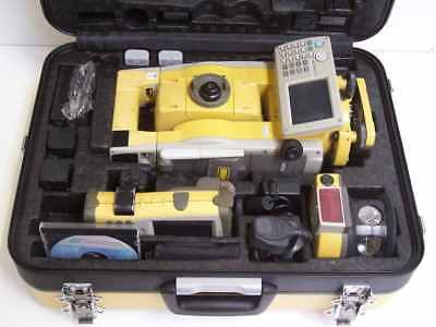 Topcon GPT-9005A Robotic Total Station + FC-250 Field Controller