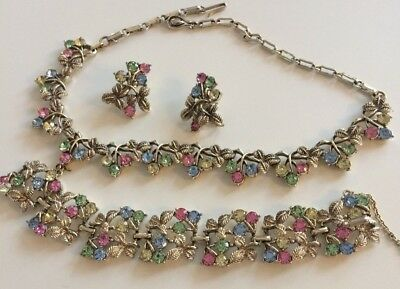 Stunning Vintage Jewellery Set