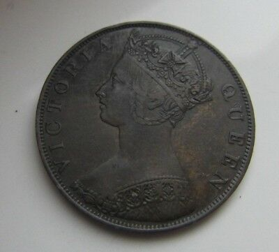 Hong Kong 1 Cent 1877