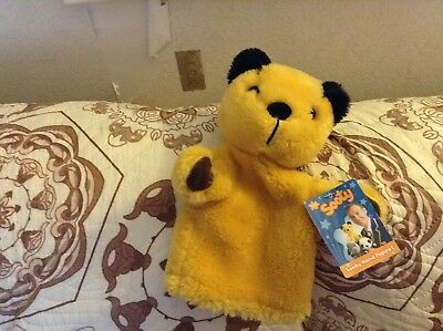 Sooty Glove Puppet With Tags