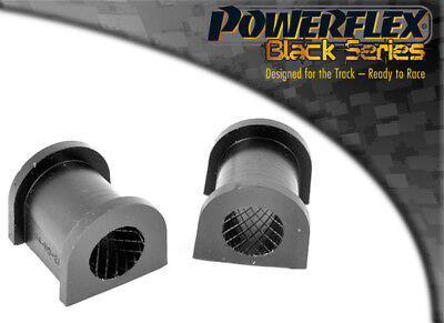Powerflex BLACK Rear Anti Roll Bar Mounting 18mm PFR44-119-18BLK