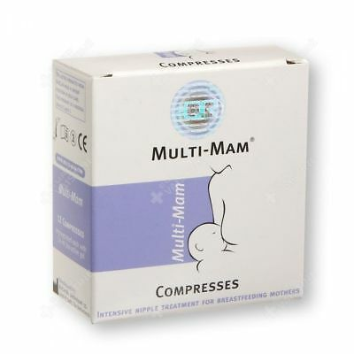 Multi-Mam Compresses (new full size - 12 compresses in the box)