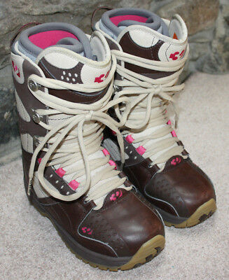 ThirtyTwo~ Snowboard Boots~ Womens UK size 4.5~ Light and Comfortable*