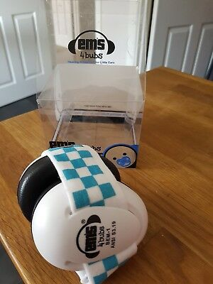 ems 4 bubs infant ear protection 0-18 months