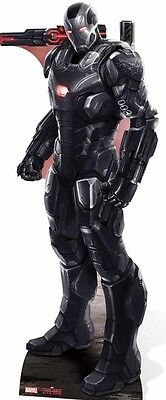 SC-873 War Machine Marvel Civil War H 191cm