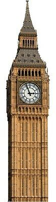 SC-146 Big Ben Cut-out Cardboard cut-out