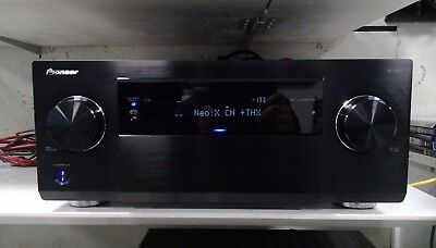 Pioneer SC-LX57-k AV Receiver Immaculate Condition complete with accessories