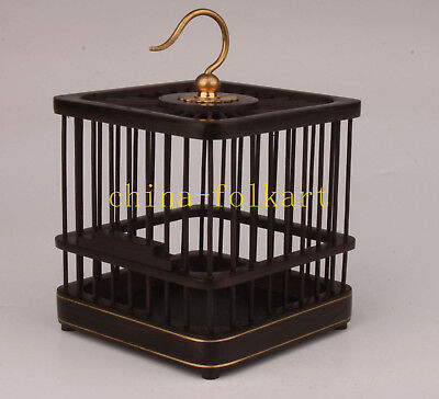Wood Birdcage Decorative Handicraft Gift Collection