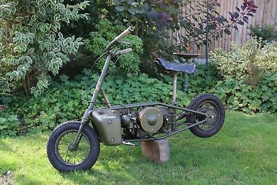 Welbike WW11 paratroopers motorcycle