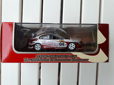 Classic Carlectables Year 2004 Holden VY Commodore V8 Supercar.