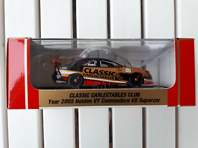Classic Carlectables Year 2005 Holden VY Commodore V8 Supercar.