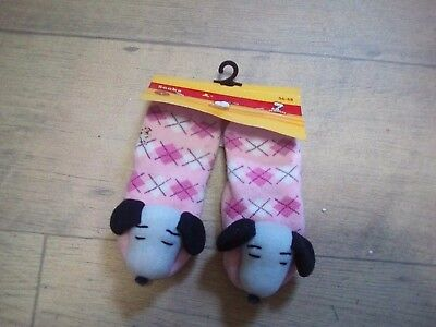 Chaussettes 56-68 Snoopy