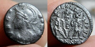 110AM Roman - CONSTANTINE I THE GREAT 310-337 A.D. - AE 14.32mm - 1.52g