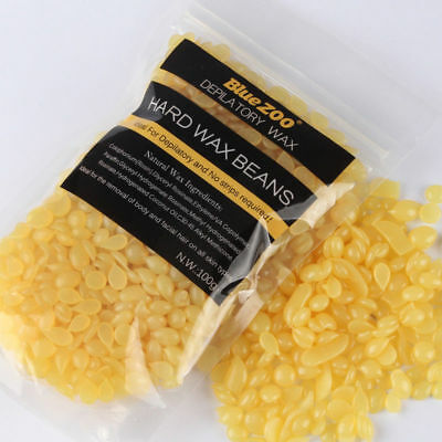 Depilatory Hot Hard Wax Beans Pellet Waxing Suit For Body All Skins Hair Removal