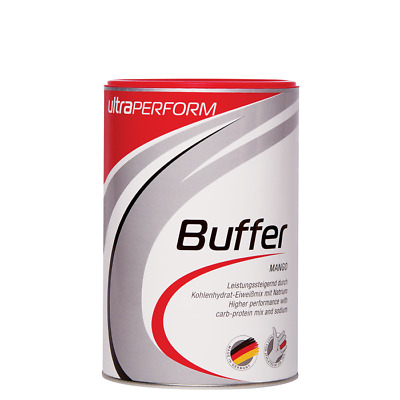 Ultra Sports Buffer 500g Dose Eiweiß Fitness Wettkampf Training Triathlon Laufen
