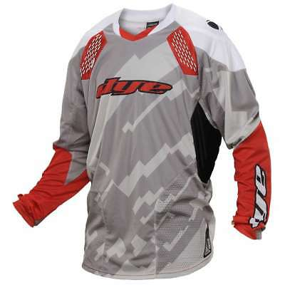 Dye C14 Jersey Airstryke grey/red Gr.S/M