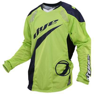 Dye Core Jersey Ace lime/navy Gr.L/XL