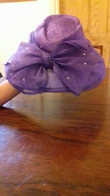 Wedding/Party Hat. Make: Medici.. New with tags. (10 years old nearly Vintage)
