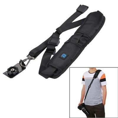 Quick Release Anti-Slip Single Shoulder DSLR Camera Strap Adjustable