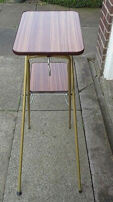 vintage projector stand