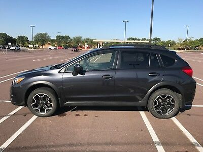 2014 Subaru XV Crosstrek Limited 2014 Subaru XV Crosstrek Limited 2.0 AWD