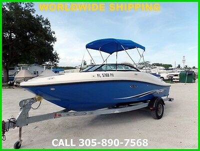 2012 Sea Ray 185 Sport! 98 Hours! Mpi Motor!