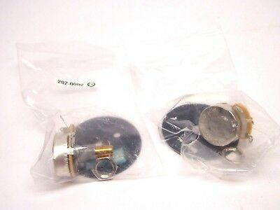 Lot of 2 Mcmaster Carr Digital Potentiometer with Knob 7436K41