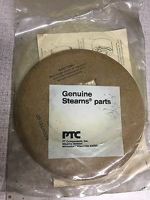 Nos Genuine Stearns Brake Ptc Friction Disc 5-66-8472-0  56684720 In Sealed Bag