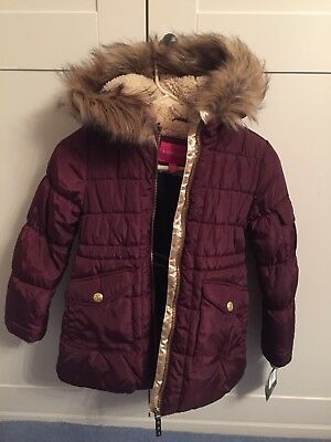 London Fog S / 7-8y Winter Coat From USA BNWT