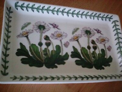 portmerion daisy patterned dish